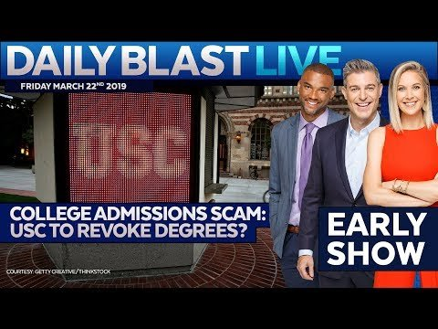 Daily Blast Live   Friday March 22, 2019