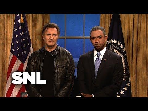 Obama's Ukraine Address - SNL