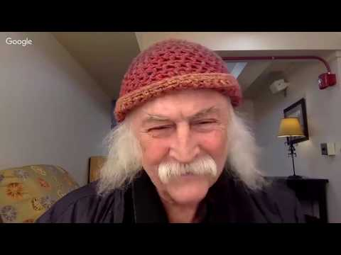 Rock legend David Crosby on composing 'Home Free' ('Little Pink House')   GOLD DERBY