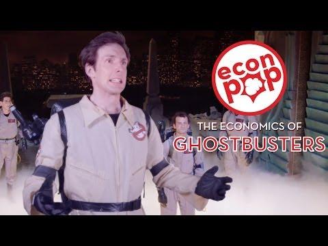 EconPop - The Economics of Ghostbusters