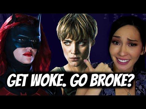 Hollywood FAILS With Progressive Message: GET WOKE, GO BROKE I Pseudo-Intellectual