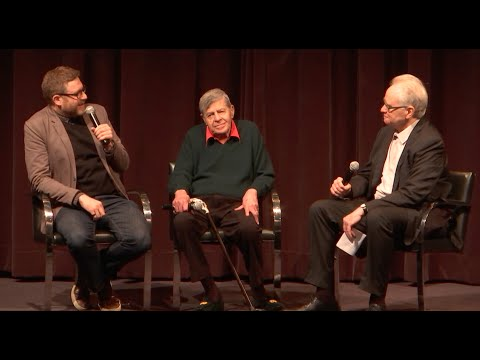 """Jerry Lewis and Daniel Noah on the making of """"Max Rose"""" EXCERPT 