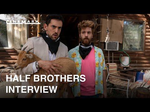 Half Brothers   Interview With Luis Gerardo Méndez & Connor Del Rio   Cinemark Theatres