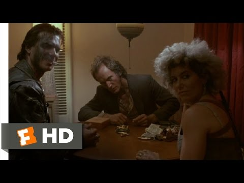 Near Dark (8/11) Movie CLIP - We Keep Odd Hours (1987) HD