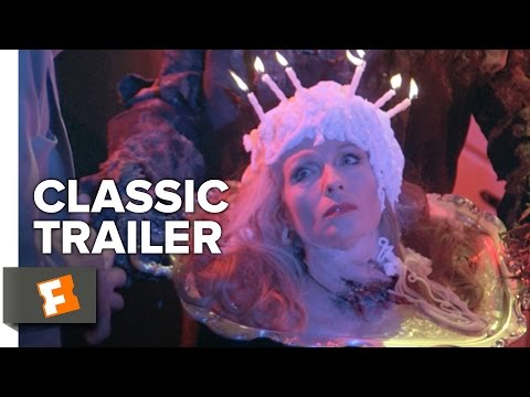 Creepshow (1982) Official Trailer - Hal Holbrook, Leslie Nielsen Movie HD