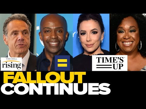 HRC President FIRED, Time's Up Board RESIGNS In Fallout Over Andrew Cuomo Harassment Allegations