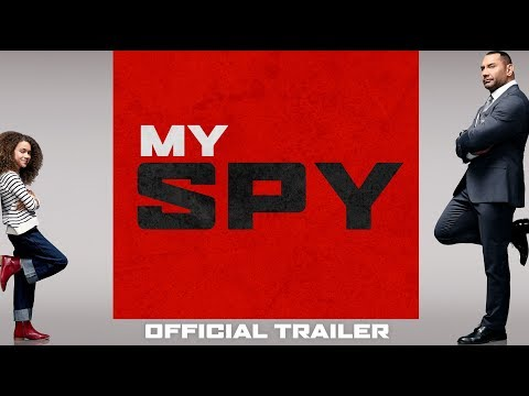 My Spy   Official Trailer