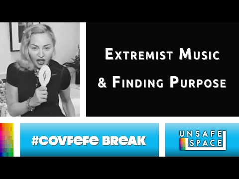 [#Covfefe Break] Extremist Music and Finding Purpose (With Sunny Lohmann and Cecil Charles)