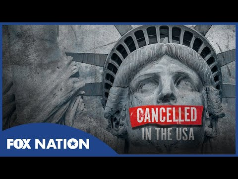 'Canceled in the USA' • Now Available on Fox Nation