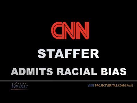 CNN Staffer Admits Racial Bias - Part 1