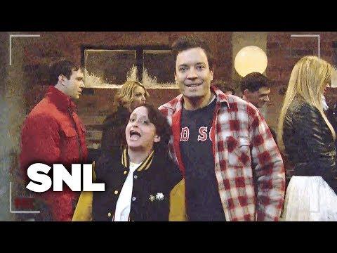 Boston Teens: High School Dance Cold Open - SNL