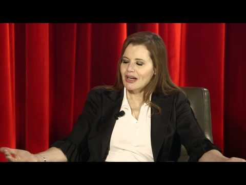 The Hollywood Masters: Geena Davis on Diversity and the Academy