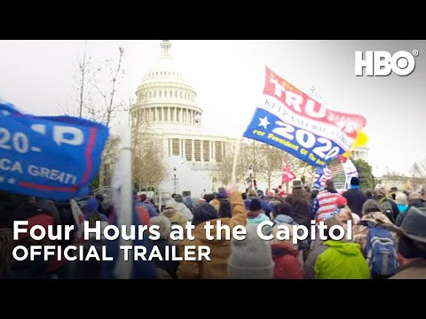 Four Hours At The Capitol: Official Trailer   HBO