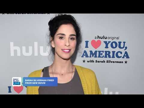Sarah Silverman Fired Over Blackface Controversy