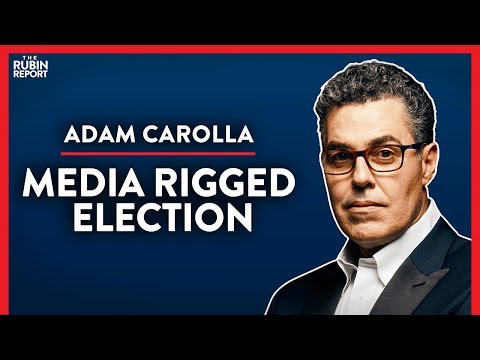 Is It Surprising that No One Trusts CNN & the NYTimes? (Pt. 3)| Adam Carolla | COMEDY | Rubin Report