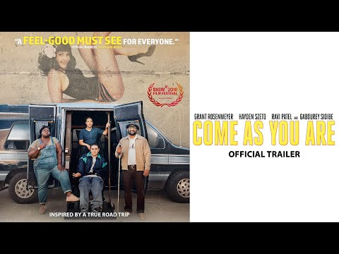 Come As You Are - Official Trailer