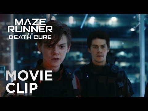 "Maze Runner: The Death Cure | ""Any Ideas"" Clip | 20th Century FOX"