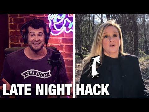 LATE NIGHT SUCKS! How Coronavirus Exposed Kimmel, Noah... | Louder with Crowder