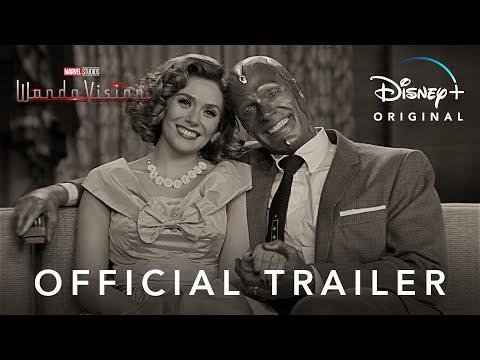 WandaVision | Official Trailer | Disney+