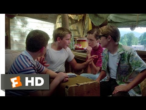 The Body - Stand by Me (1/8) Movie CLIP (1986) HD