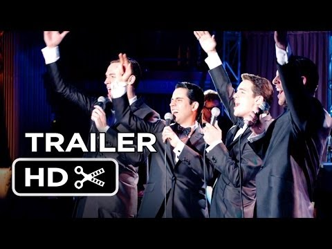 Jersey Boys Official Trailer #1 (2014) - Clint Eastwood, Christopher Walken Movie HD