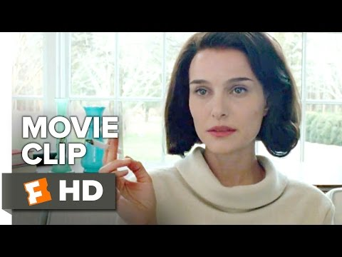 Jackie Movie CLIP - You Wanna Be Famous (2016) - Natalie Portman Movie