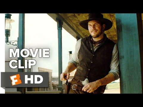 The Magnificent Seven Movie CLIP - Come See Me (2016) - Chris Pratt Movie