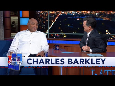 """Charles Barkley: """"Space Jam"""" Was The Greatest Sports Movie Ever"""