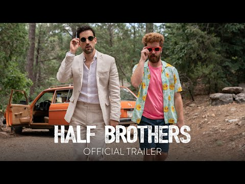 HALF BROTHERS - Official Trailer [HD] - In Theaters December 4