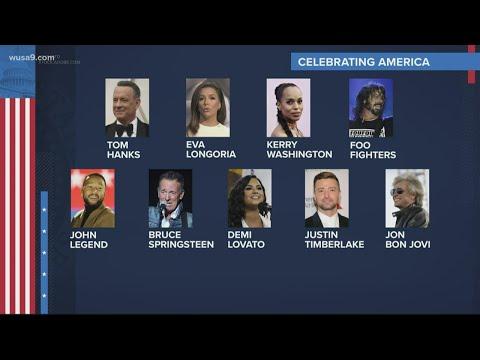 Tom Hanks hosting primetime special celebrating Joe Biden's inauguration
