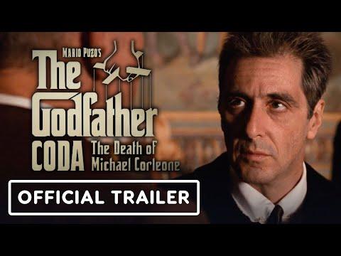 The Godfather, Coda: The Death of Michael Corleone - Official Trailer (2020) Mario Puzo