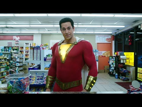 SHAZAM! - Official Trailer 2 - Only In Theaters April 5