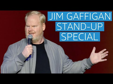 Quality Time with Jim Gaffigan: Best Tour Jokes | Prime Video