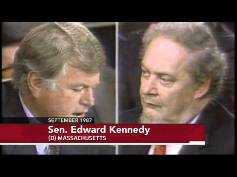 Remembering Robert Bork: Conservative, Supreme Court Nominee