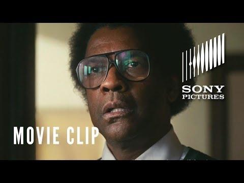 "ROMAN J. ISRAEL, ESQ. Movie Clip - ""Hope Don't Get the Job Done"""