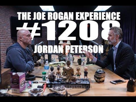 Joe Rogan Experience #1208 - Jordan Peterson