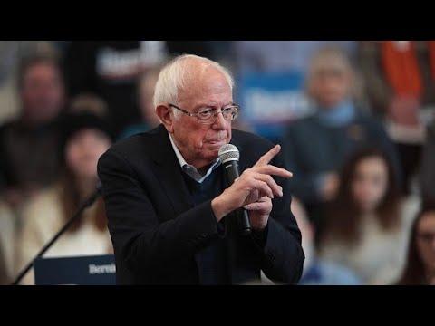 Bernie Sanders endorsed by podcast host Joe Rogan