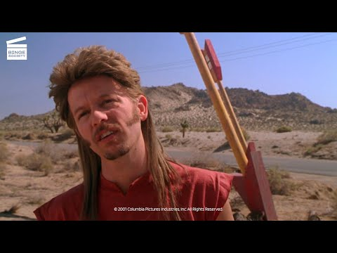 Joe Dirt: Snakes and sparklers HD CLIP
