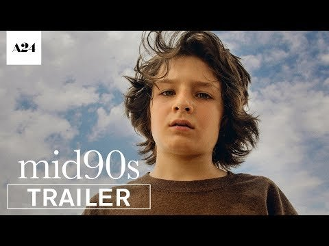 Mid90s | Official Trailer HD | A24