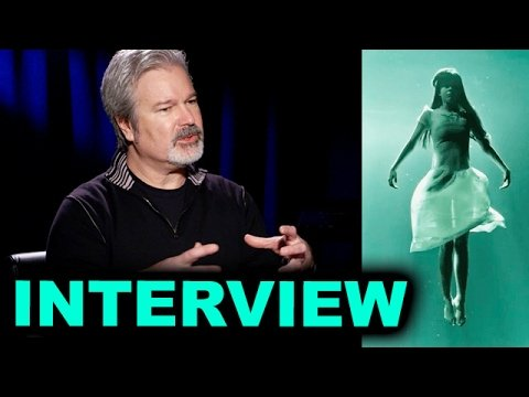 Gore Verbinski Interview! A Cure for Wellness 2017