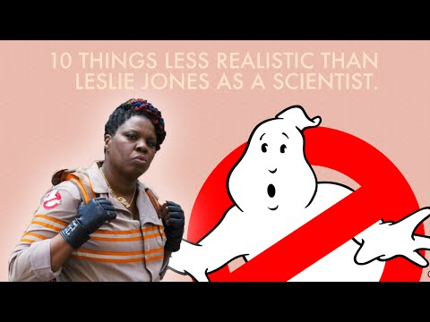 Why can't Leslie Jones be a Scientist? #Ghostbusters | Akilah Obviously