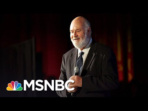 Rob Reiner: My Father Hoped To Live To Vote Trump Out | MSNBC