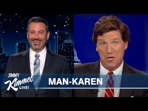 "Trump Trashes the Oscars, Tucker Carlson Cries ""Child Abuse"" & Biden Loosens Mask Mandates"
