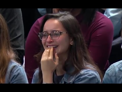 Shocked Clinton Supporters Shed Tears