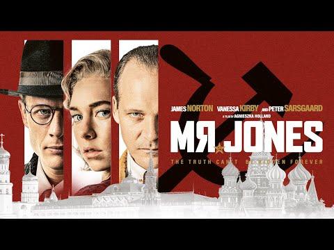 MR. JONES - Official North American Trailer