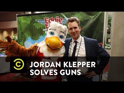 Jordan Klepper Solves Guns - The Comic-Con of Death - Exclusive