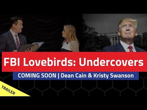 FBI Lovebirds: Undercovers; Starring Dean Cain & Kristy Swanson