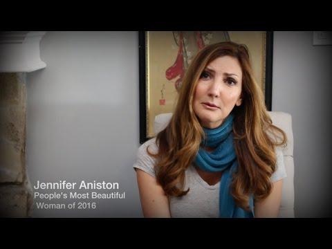 People's Most Beautiful Woman of 2016: Jennifer Aniston