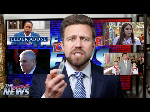 Cancelled News 9/11: Joe Biden's Vaccine Mandate + Larry Elder Attacked!
