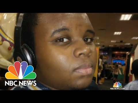 Michael Brown Shot To Death By Police   NBC News